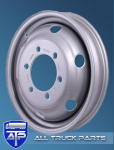 Диск колесный 16H2х5,5J ГАЗ 3302, IVECO (круглые отв.) <ДК>