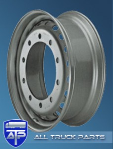 Диск колесный 22,5х11,75 10х335 ET 120 DIA281 (прицеп) диск. торм. <ДК>